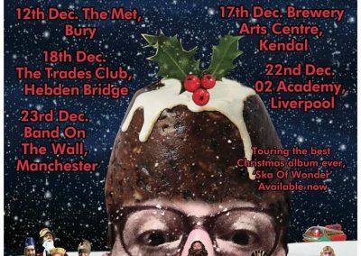 Christmas Tour Poster