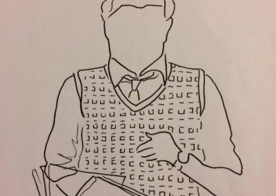 Gideon Conn Drawing