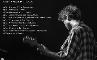 Ryley Walker to play 'Upstairs At Monks'!!